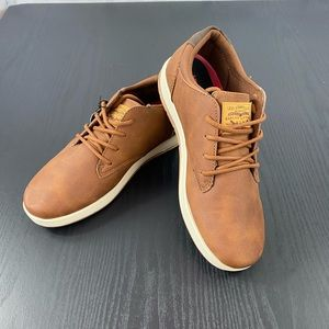 Levy's - men's casual walnut shoes